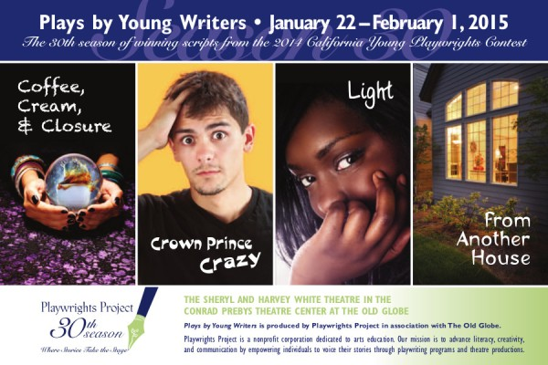 30th Annual Plays by Young Writers Festival